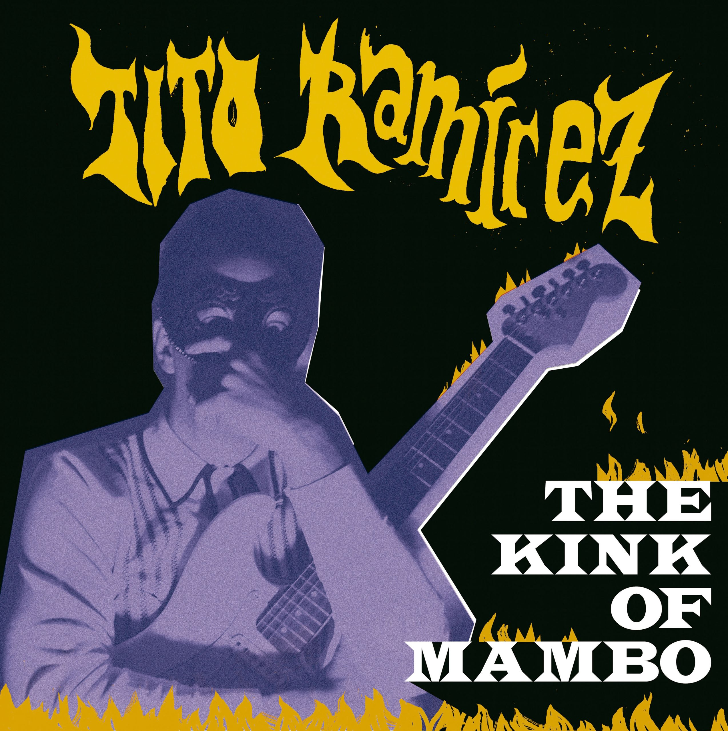 "TITO RAMÍREZ ""The Kink of Mambo"" Second Edition"