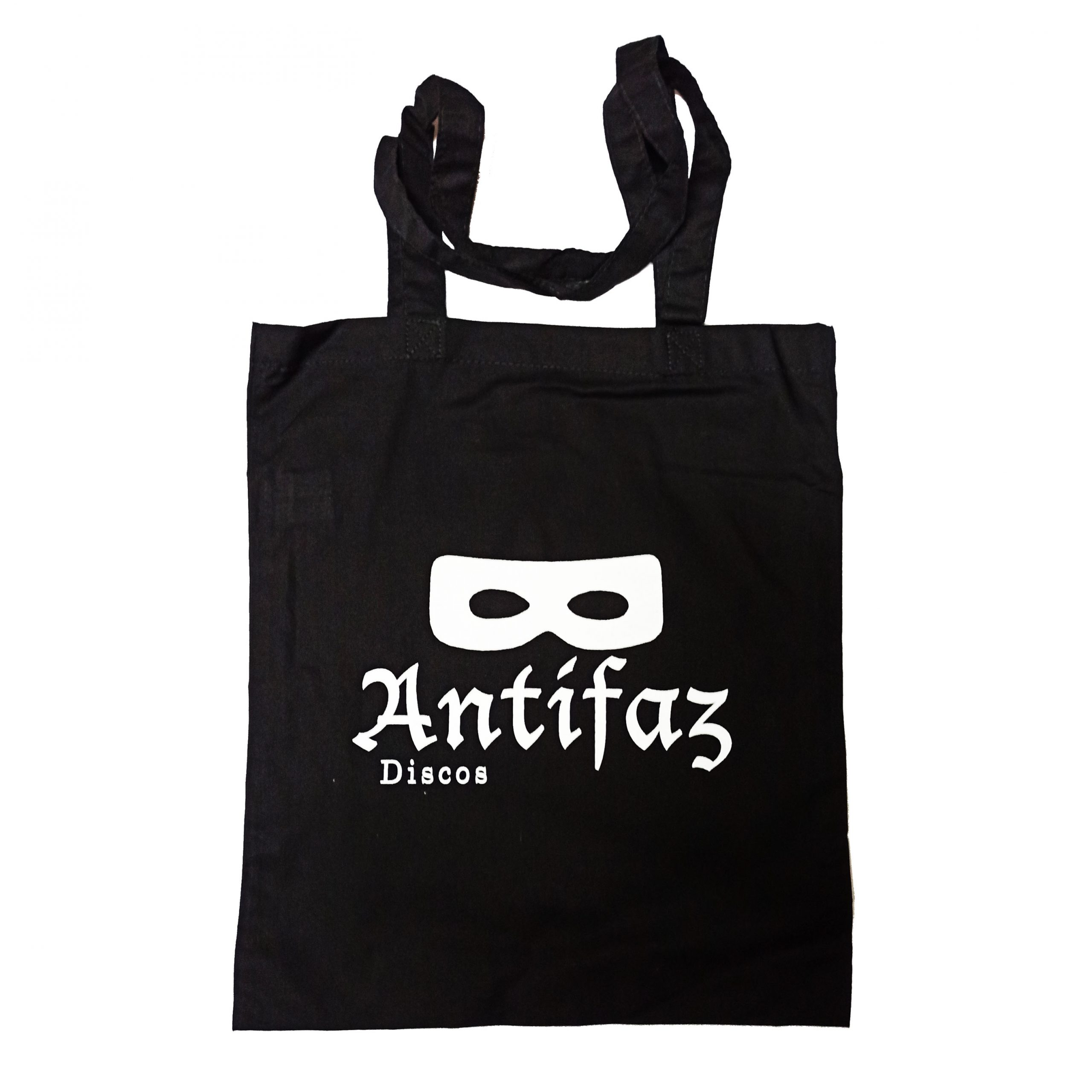 Tote Bag – Discos Antifaz
